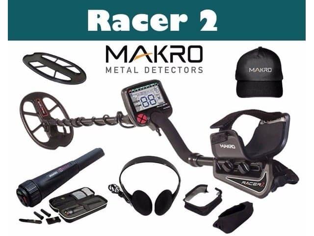 Makro Racer 2 metaal detector